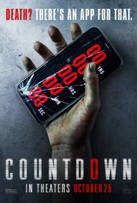 Countdown (2019) movie poster