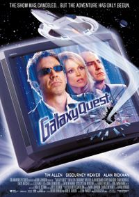 Galaxy Quest Movie Party movie poster