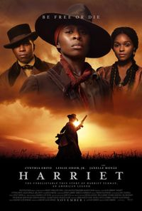 Harriet (2019) movie poster