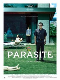 Parasite (2019) movie poster
