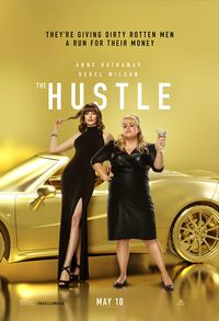 The Hustle (2019) movie poster